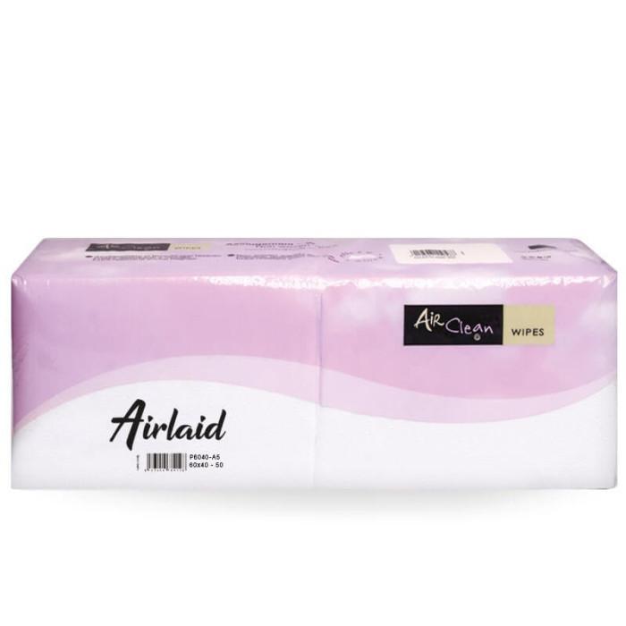 Asciugamani Airlaid cm.80X40 - Asciugamani monouso carta di grande formato cm. 80x40 un cartone contiene 600 pezzi