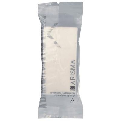 Spugna lustrascarpe KARISMA - SPUGNA LUSTRASCARPE KARISMA flowpack con 1 spugna pezzi per cartone: 150