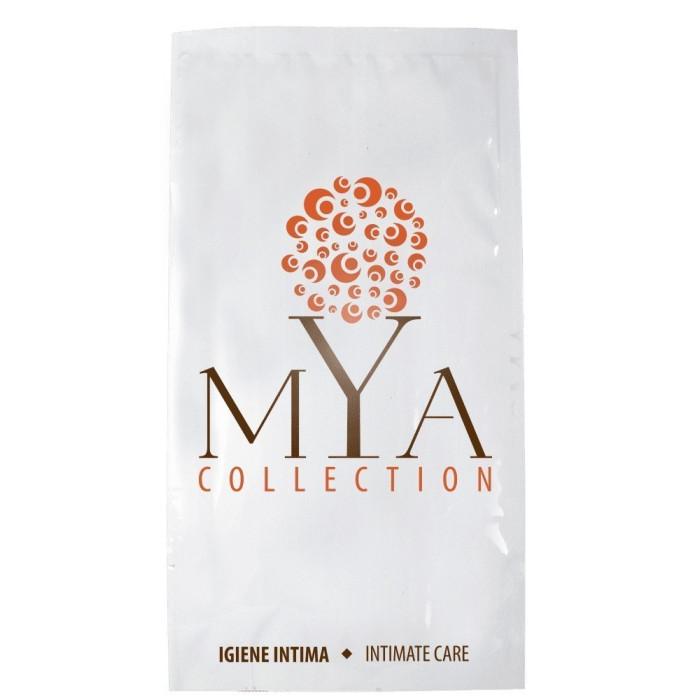 Igiene intima MYA Collection bust. 10ml I/I BUSTINA MYA COLLECTION 10ml bustina 60x110 colore prodotto: rosa trasp. Pezzi per